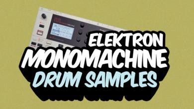 Photo of Elektron Monomachine Drum Samples