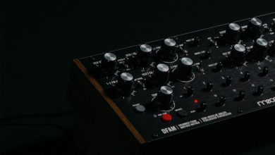 Photo of Moog DFAM Drum Samples