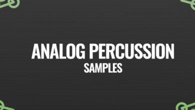 Photo of Analog Percussion Samples