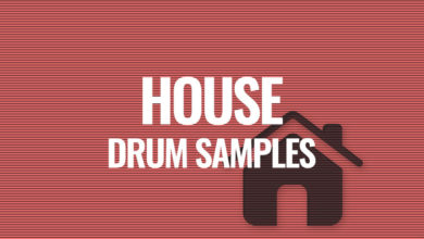 Photo of House Drum Samples
