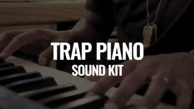 Trap Piano Kit
