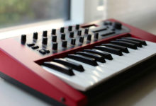 Photo of Dirty Rhodes from Clavia Nord Modular