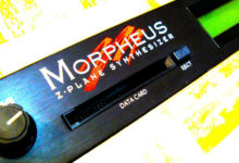 Photo of E-mu Morpheus Samples
