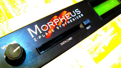 Photo of E-mu Morpheus Samples